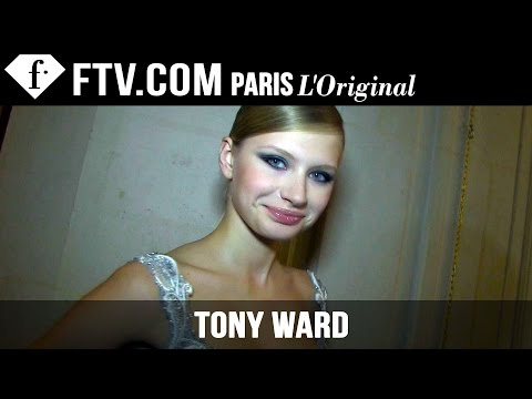 Tony Ward Backstage | Paris Couture Fashion Week | FashionTV