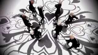 【APヘタリアMMD】4対4の Sweet Devil colate remix 【東西南北 vs 新大陸】