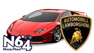 Automobili Lamborghini - Nintendo 64 Review - HD