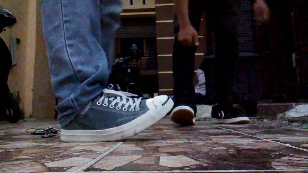 68c6e7fba51 Converse jackpurcell and converse cons - YouTube