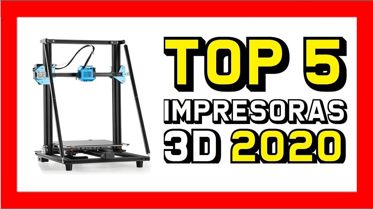 Las Mejores Impresoras 3d Calidad Precio 2020 Youtube