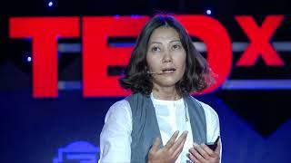 Неге онлайндағы масқараға әрқайсымыздың қатысымыз бар? | БЭЛЛА ОРЫНБЕТОВА | TEDxAlmaty