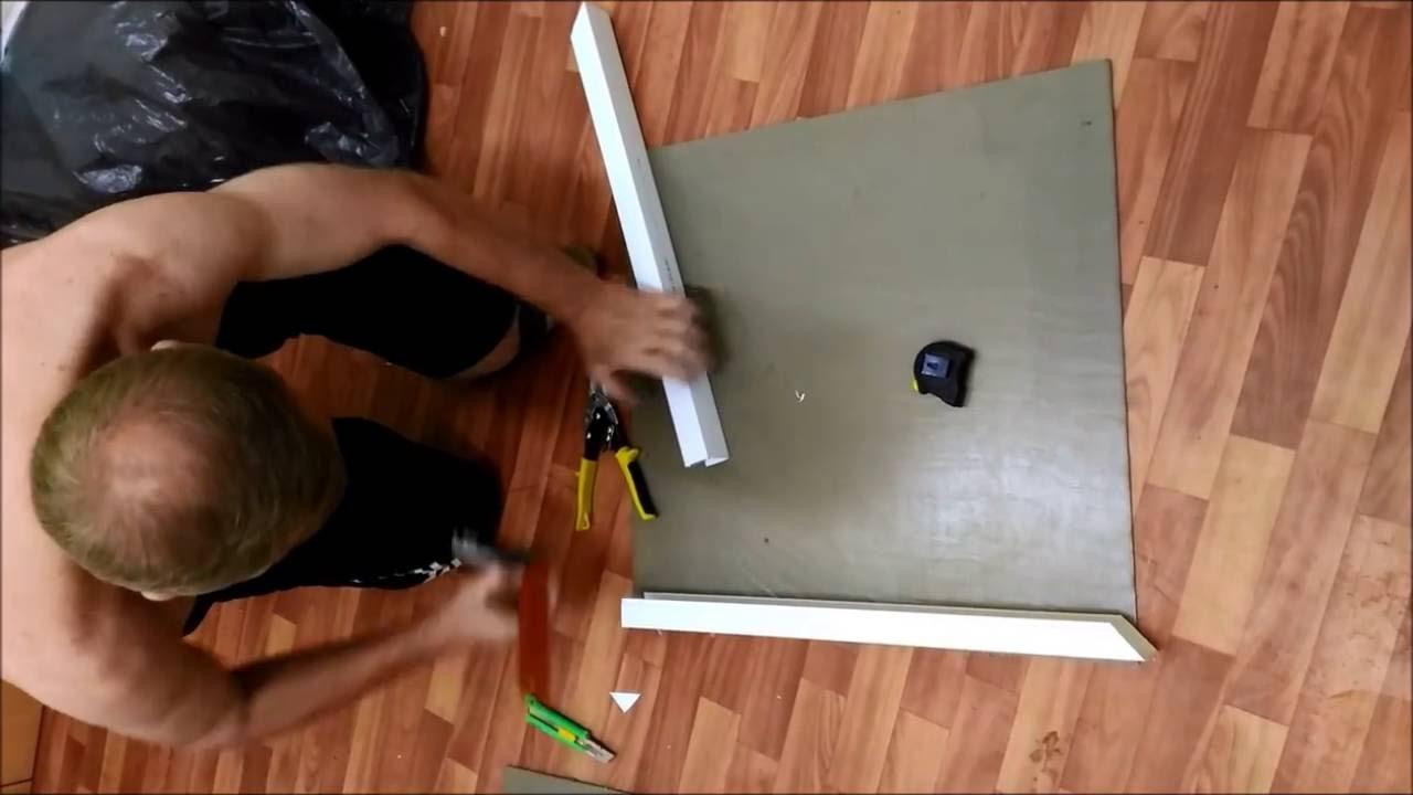 Изготовление световой короб своими руками фото 342
