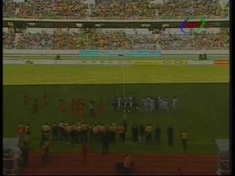 Zambia Vs Lesotho 4-0 Part1