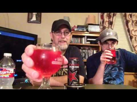 The Beer Review Guy # 564 Rock Star Punched Fruit Punch
