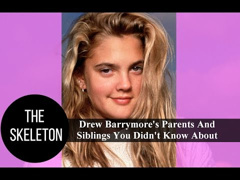 Drew Barrymore's Impression of Her Kid Is Hilarious exclusive