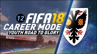 FIFA 18 Youth Career Mode RTG S3 Ep12 - SEASON ROUNDUP & SQUAD REPORT!!