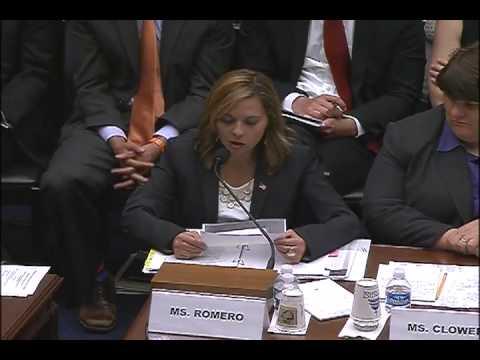 Congressman Tim Ryan Testifies at Delphi Hearing