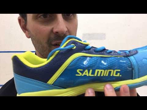Salming Adder Court Shoes - Squash Source