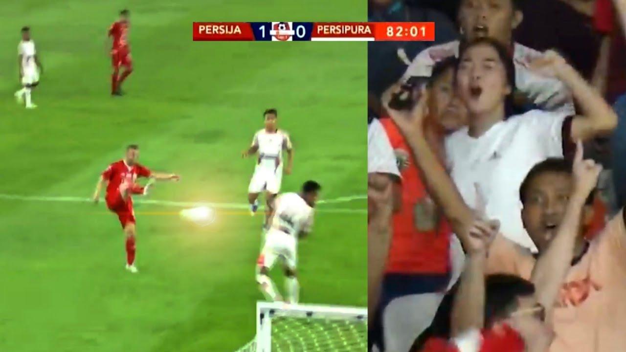 Kagetin Seisi Stadion! 15 Gol SETENGAH VOLLEY Pemain Asing Liga 1 Yang Buat Ribuan Fans Merinding