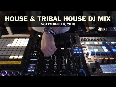 The Best House Music & Afro Tribal House 2018 Live DJ Set