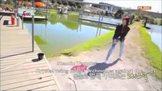 f(x) Amazing ep  3 eng sub funny Krystal scared of bugs