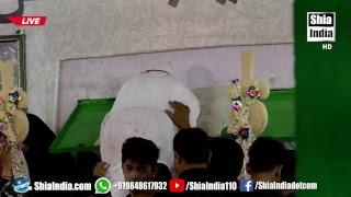 ShiaIndia.com LIVE Broadcast of 8th Muharram Bargah Matam Hyderabad, India