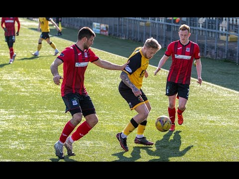 Annan Athletic Elgin Goals And Highlights