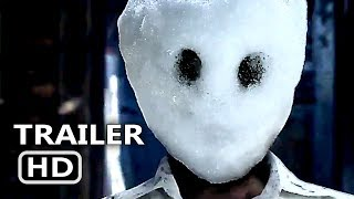 THЕ SNΟWMАN Official Trailer (2017) Michael Fassbender Mystery Movie HD