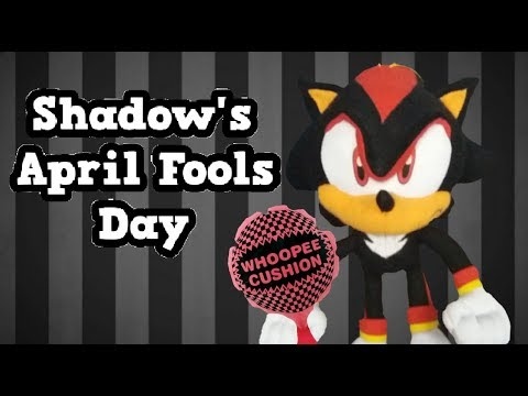 Sonic the Hedgehog - Shadow's April Fools Day