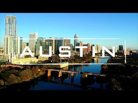 Austin, Texas | 4K Drone Footage