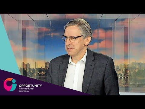 ABC 24 interview with Robert Dunn: World Entrepreneurs' Day - Opportunity International Australia