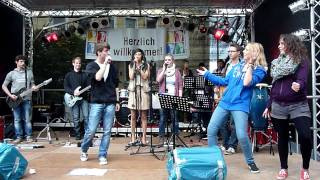 Aloe Blacc - Loving you is killing me Cover by Abiband 2012 Albert-Schweitzer-Gymnasium
