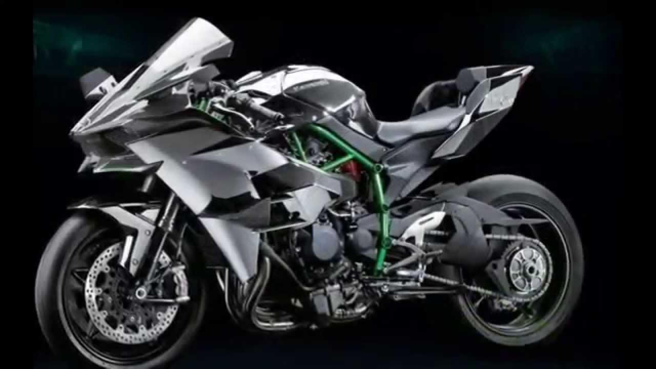 Kawasaki Ninja H2r 2015 Leaked Youtube
