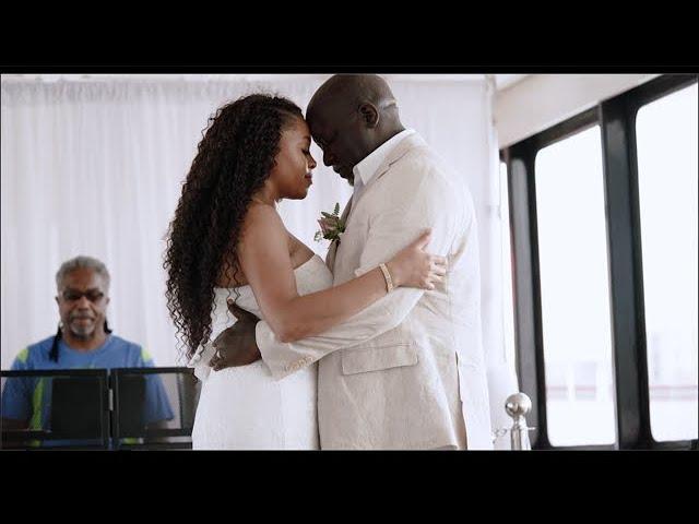 Cheryl + Kenneth Destin, FL Wedding Highlight FIlm