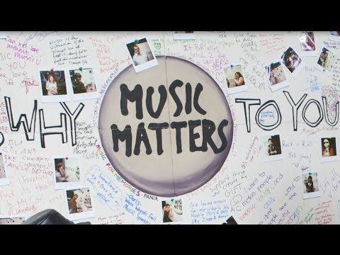 """""""Music Matters"""" campaign at Sydney TAFE Music in Ultimo"""