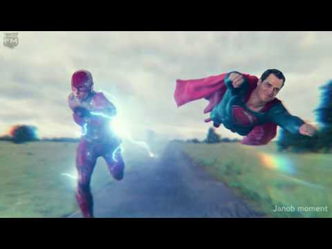 Supermen tezmi yo Tezlikmen | Kim tezroq?