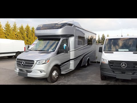 "rv-2020-mercedes-tiffin-motorhome-""wayfarer-25-rv"".-Автодом-2020-mercedes-sprinter."