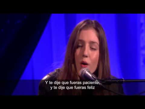 TVOH 2012 Finale: Iris Kroes - I cant make you