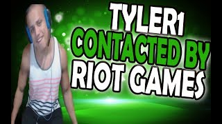 Tyler1 Contacted By Riot | Bjergsen 200 IQ Fizz Ult | League of Legends Funny Moments Montage #71