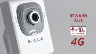 Обзор IP-камеры BEWARD B12C, встроенный активный микрофон, 4G