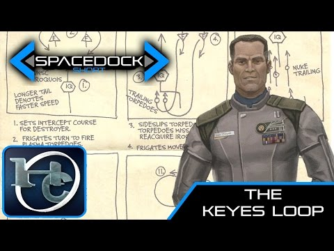 Halo: The Keyes Loop ft. Halo Canon - Spacedock