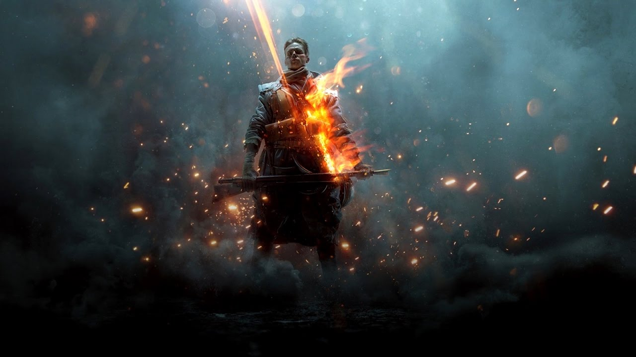 Battlefield 1 They Shall Not Pass - Wallpaper Engine - YouTube