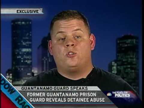 Brandon Neely; Guantanamo guard speaks