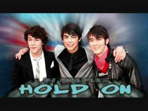 Jonas Brothers - Hold On (Remix/Edit)