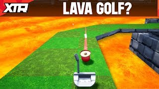 Golf It - Lava is Everywhere