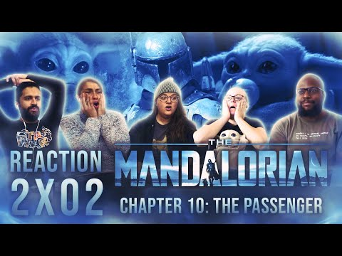 The Mandalorian - 2x2 Chapter 10: The Passenger - Group Reaction