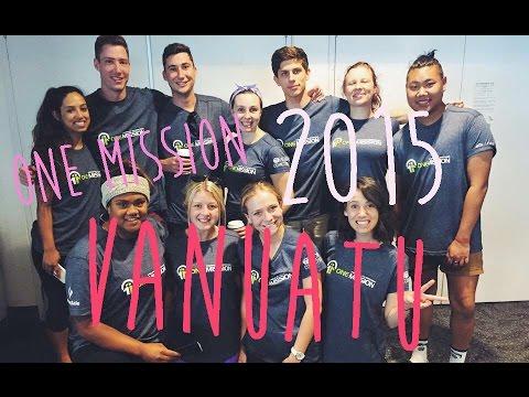ONE MISSION : VANUATU, HEBRON VILLAGE 2015