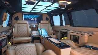 Mercedes Benz V Class VIP Design By TRIMO.COM.TR