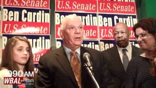 Ben Cardin Primary Night