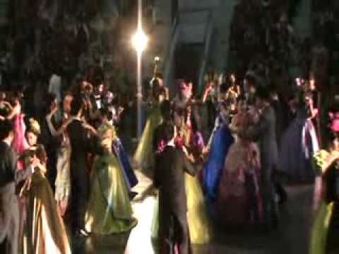 Cotillion de Honor Junior Senior Promenade 09-10 SMCM Part 1