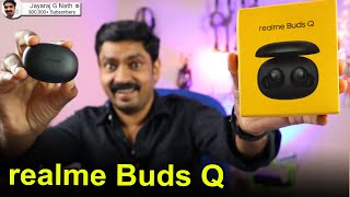 realme Buds Q TWS 🔥🔥🔥 || Malayalam Unboxing and First Impressions⚡⚡⚡