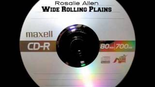 Rosalie Allen - Wide Rolling Plains