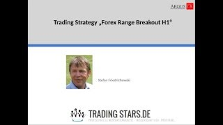 Profitable Trading Strategy Forex Dynamic H1 20160126