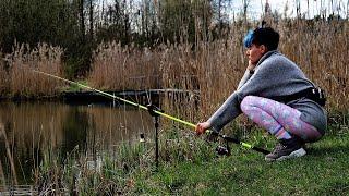 ЗА КАРПОМ НА ЗАКИДУШКИ 2020! Примитивная снасть ЛОВИТ! Платная рыбалка #164