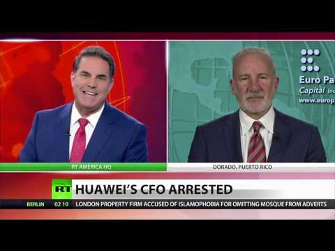 🔴 Huawei arrest may spark more Wall Street declines