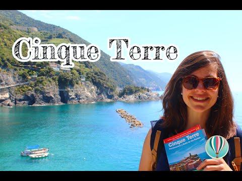 Descubriendo secretos en Italia: CINQUE TERRE | Punto de Partida