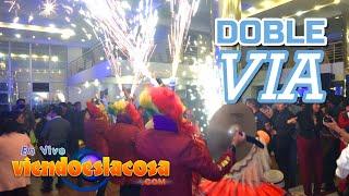 DOBLE VIA 2021 - MIX MORENADAS (en VIVO)