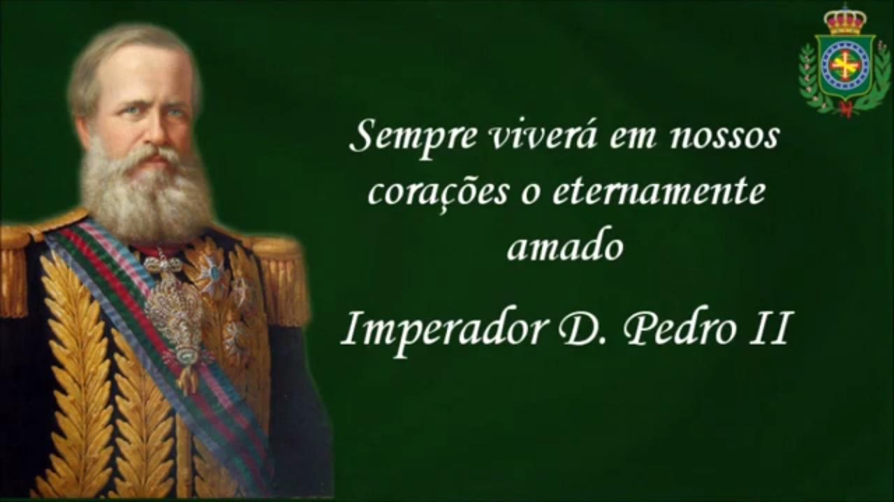 Discurso De Rui Barbosa Em Homenagem A Dom Pedro II
