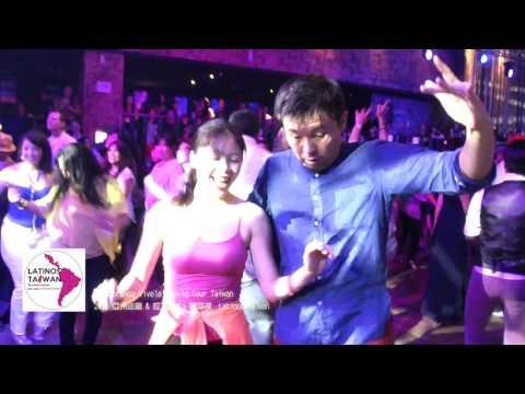 Latinos Taiwan 2016 Tromboranga Vivela! World Tour Taiwan